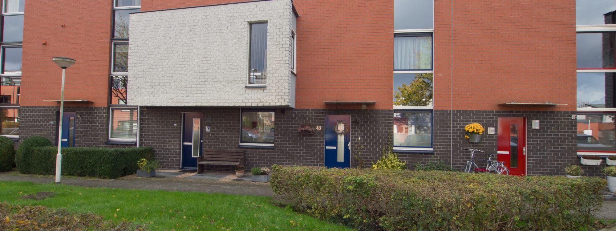 Van Rijswijckschans 46, Zoetermeer