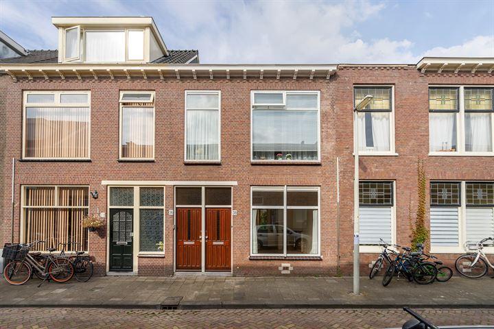 Jan Van Houtstraat 38, 2581 SX DEN HAAG